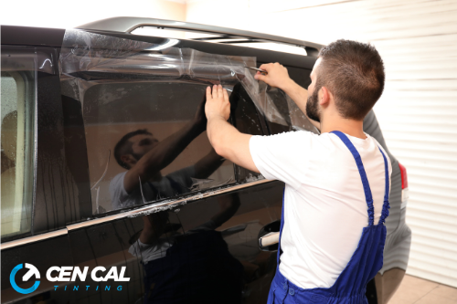 car window tinting services in fresno california Cen Cal Tinting The Benefits of Tinting Your Car